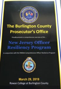Foundation Presents Grant to NJ Law Enforcement